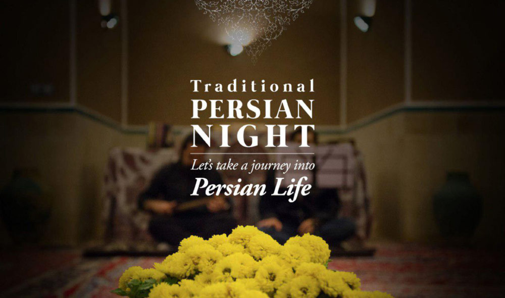Traditional Persian Night Opening Discount