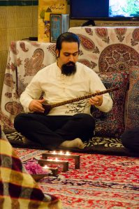 Traditional Persian Night