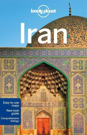 Lonely planet Iran Travel Guide - Traditional Persian Night