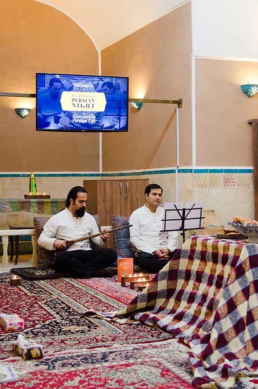 Traditional Persian Night